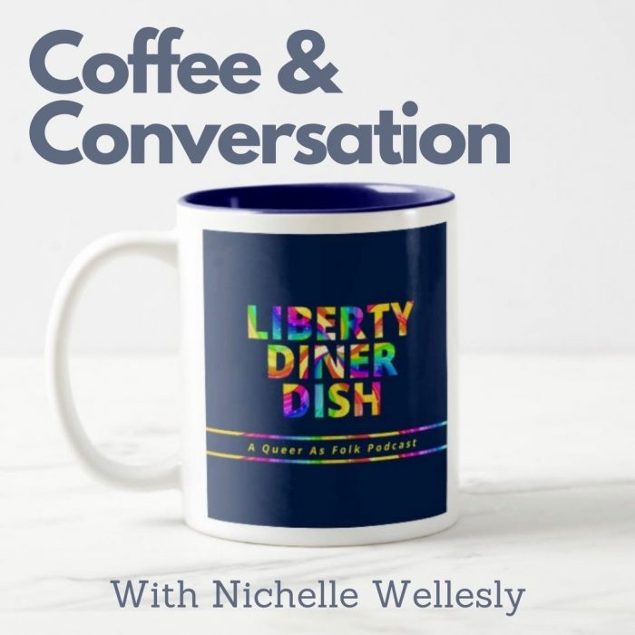 Coffee and Conversation with Nichelle